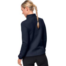 Jack Wolfskin Natori Jacket Women midnight blue